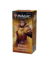 Magic the Gathering Challenger Deck 2019 - United Assault