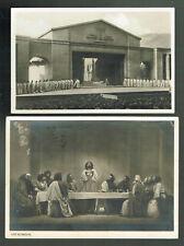 Sammeln & Seltenes Ansichtskarten 19788-1 Oberammergau Ansichtskarte Autogramm Willy Bierling Passionsspiele 1934
