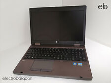 HP Probook 6570b i5-3320m 2.6Ghz 4GB DDR3 320GB HDD win 7 pro + Adapter |READ 1|