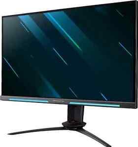 """Acer Predator XB3 27"""" WQHD LED G-SYNC Gaming Monitor XB273U 165Hz 2560 x 1440"""