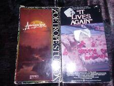 Apocalypse Now & It Lives Again - 2 Vhs's