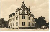 """Ansichtskarte Bad Klosterlausnitz """"FDGB-Erholungsheim Siegfried Michl"""" - s/w"""