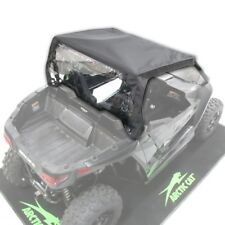 Textron/Arctic Cat Soft Roof & Roll-Up Back Panel Wildcat Trail Sport - 1436-992