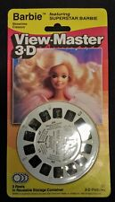 View-Master 3-D | Barbie feat. Superstar Barbie | * UNOPENED * | 1988