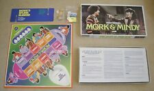 VINTAGE PARKER BROTHERS CLASSIC ROBIN WILLIAMS 1979 MORK & MINDY GAME COMPLETE!
