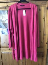 Yours Clothing Pink Cardigan Size 30/32