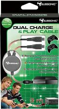 Xbox One Subsonic Dual Charge & Play Cable New (1)