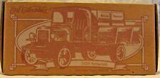 Ertl 1925 Watkins Kenworth Truck Die Cast Coin Bank Delivery Truck Replica