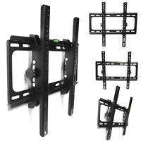 "LCD LED Plasma Flat Tilt TV Wall Mount Bracket 14 26 32 37 40 42 46 47 50 55 70"""