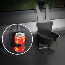 2Pcs Universal Drink Cup Holder CAR TRUCK BOAT VAN Window Plastic Storage