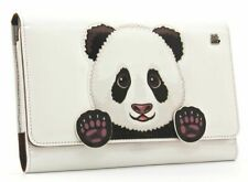 "Universal Tablet Luxury Panda Slipcase (iPad Mini 1,2,3+ Most 7"" Screen tablets)"