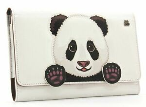 "Universal Tablet Luxury Panda Case (iPad Mini 1,2,3+ Most 7"" Screen tablets)"