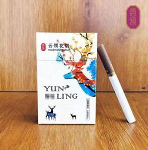 1 Pack Pu-Erh Tea Smoke Health Benefits Herbs Smoking Chinese Herbal Tea Smoke