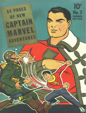Golden Age Captain Marvel #2 REPRINT