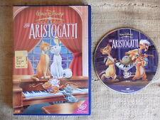 Walt Disney Gli Aristogatti DVD Z3 DV 0041 triangolo rosso ologramma tondo