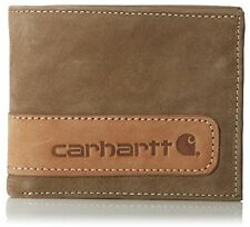 Carhartt Two-Tone Billfold Wing Wallet & Presentation Tin 61-2204-20 VAT RECEIPT