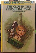 Nancy Drew Mystery Stories ~ The Clue in the Crumbling Wall ~ Carolyn Keene 2000