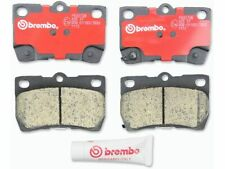 For 2006-2013 Lexus IS250 Brake Pad Set Rear Brembo 34392PX 2012 2007 2008 2009