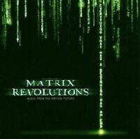MATRIX REVOLUTIONS SOUNDTRACK CD OST NEUWARE