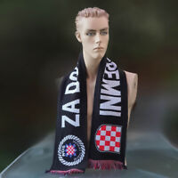 CROATIA Hrvatska -SCARF- Brand New -Knitted- Warm and Cozy -HOS Za Dom Spremni