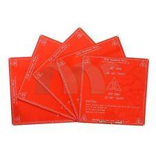 5PCS For RepRap 3D Printer PCB Heatbed MK2a Heat Bed Hot Plate 12V US SHIPPING