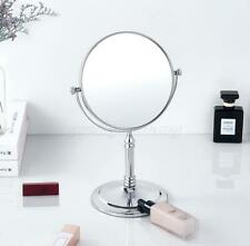 3x Magnifying Makeup Mirror Chrome Dual Sides Bathroom Vanity Makeup Mirror
