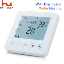 WiFi Programmable Thermostat Water Digital Smart Controller Wireless Alexa Voice