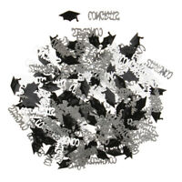 Blesiya Novelty Grad Cap Scatter Table Confetti School Graduation Decor