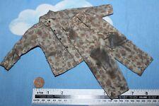 Modèles DRAGON 1:6TH échelle WW2 Allemand Noir Similicuir Manteau CB36148