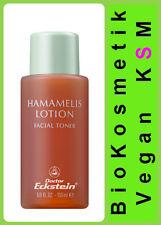 Hamamelis Lotion von Dr.Eckstein Biokosmetik für eine unreine fettende Haut