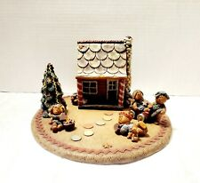 Rare Sarah's Attic Limited Edition Gingerbread Christmas Holiday Collectibles
