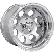(5) 15 ION 171 Polished Aluminum Wheels Rims 5x4.5 5x114.3 Jeep Wrangler TJ YJ