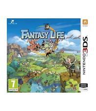 Juego Fantasy Life para Nintendo 3DS Español