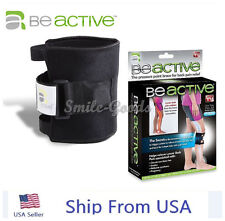 BeActive Leg Knee Brace Acupressure Relieves Sciatic Nerve And Back Pain