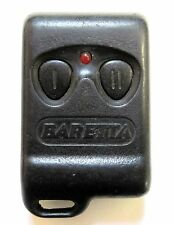 BARETTA keyless entry remote control transmitter J5523518T1 2 button red led FOB