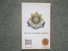 Gale & Polden Regimental Badges 1690. East Yorkshire Regiment GOOD UNUSED
