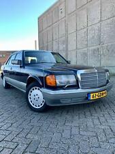 Mercedes 500 Sel 1983