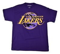 NBA Hardwood Classics Mens Los Angeles Lakers Basketball Shirt New S, L
