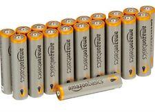 AmazonBasics AAA Performance Alkaline Batteries - 36 Pack Expires 07/2028