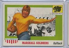 1955 Topps All American Football #89 MARSHALL GOLDBERG EX Pitt Panthers Old Card