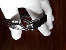 Bracelet unisex en simili-cuir, unisex bracelet leatherette