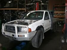 FORD COURIER 4X4 PE TURBO DIESEL TAILSHAFT REAR
