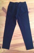 MATSUDA Vintage  Nylon Jean Style pants sz 31 1/2 x 30