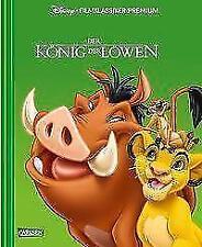 Disney Filmklassiker Premium: König der Löwen von Walt Disney (2018, Gebundene Ausgabe)