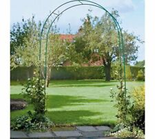 Steel Garden Rose Arch Garden Rose Arch Brings A Touch Of The Magical NEW BRAND