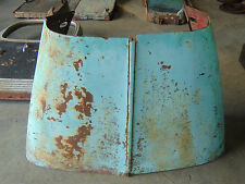 1947 Dodge Truck Hood solid condition