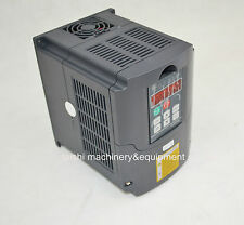 Updated 2.2KW 25A Input 220V Output 380V VARIABLE FREQUENCY DRIVE INVERTER VFD