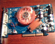 AGP card nVIDIA 180-10218-0000-A02 P218 BFGR6600GTOC Dual DVI TV N11071
