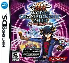 Yu-Gi-Oh 5D's World Championship 2010: Reverse of Arcadia NINTENDO DS NEW