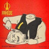 RAKEDE - ES GEHT MIR GUT! (SEHR,SEHR GUT.SEHR GUT!)   CD NEU